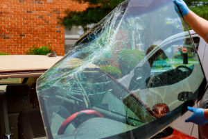 Car Broken Windshield Replacement